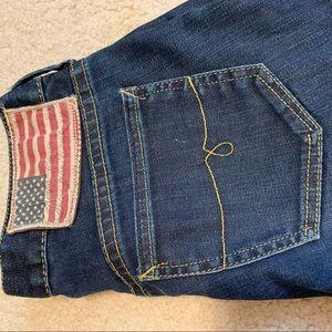 Ralph Lauren jeans slim fit 25